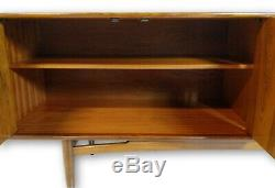 Mid Century Modern Teak Credenza or Console Scandinavian style by G Plan