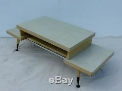 PICK UP ONLY! Vintage 1950's/1960's Mid Century Coffee Table