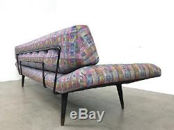 Wondrous Rare 102 Adrian Pearsall Iron Gondola Daybed Sofa Mid Alphanode Cool Chair Designs And Ideas Alphanodeonline